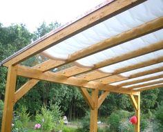 Cheap Sale Terrassenüberdachung 500 X 250 Cm Aluminium Mit Polycarbonat-platten 16mm Beautiful And Charming Gartenbauten & Sonnenschutz Markisen, Terrassenüberdachung