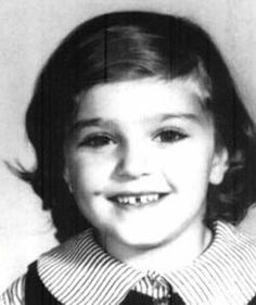 Madonna that gap has always made her so cute..lol