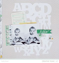 Five Months - Studio Calico Printshop Collection - Kelly Noel