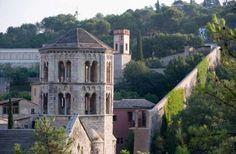 Monasterio de Sant Pere de Galligants. (Girona).