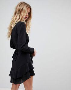 60dd54af For Love and Lemons Plunge Party Dress - Black For Love And Lemons, Fashion  Online