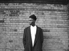 Abdul in Notting Hill, photo by Claude Grant // THREADS New York