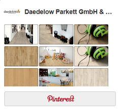 Daedelow Parkett auf Pinterest
