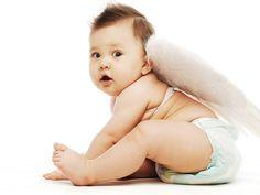 Cute Fairy Baby