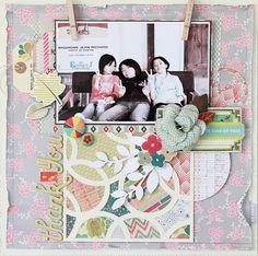 Michiko Kato for Crate Paper