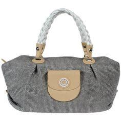 FRANCESCO BIASIA Large fabric bag ($145) ❤ liked on Polyvore