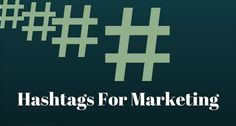 How to Use Hashtags for Marketing to Get Engagement in Social Media  Are you guessing or feeling confused when it comes to using hashtags for marketing your business? What you're about to learn is how and why to use hashtags properly to strengthen your brand and capture more of your market through effective social media engagement. #HashtagsForMarketing