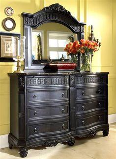 Ashley Britannia Rose Bedroom B651 09 Ashley Furniture Britannia Rose Bedroom Furniture