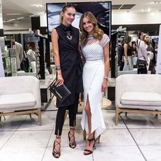 Celebrating the launch of @christianpaulwatches at @myer today with @katewaterhouse7 @shoppinglinks and blogger tribe