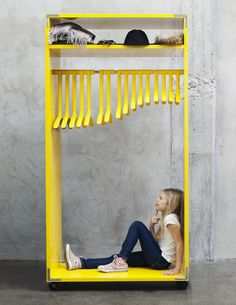 Not Enough Closet Space? Clothes Racks to the Rescue - Core77