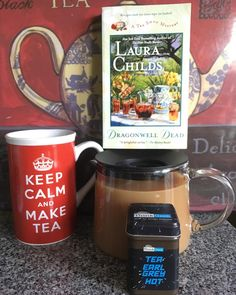 I love food based tags . Tagged for #BooksAndABrew from @juliablakeauthor .  Okay I'm not gonna touch the add milk first or not debate with a ten foot pole but I do have another tea-based query: Earl Grey - yea or nay? I personally love Earl Grey but I've met more than a few who think it's swill.  Thoughts? . I was also tagged for #TenFavoriteThings from @bookishbakes . 1) Tea.  As in the drink and the afternoon ritual.  I love me some coffee but there's nothing quite like a good cup of tea…