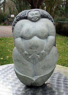 Sheela na Gig (42) (Symbol of the Mother Goddess)