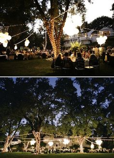 Backyard Lights-Gia Canali-Style Me Pretty-Camille Styles
