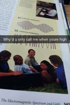 15 Science Snapchats That Will Give You Life. OMG then the waves remind me of the Do I Wanna Know music video