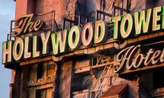 Disney Hollywood Studios.Terror lurks in the crumbling walls of the once-glamorous Hollywood Tower Hotel. Explore the mysteries of what happened one fateful and stormy night, then plunge 13 stories into the thrilling recesses of The Twilight Zone.