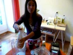 Ilanta prepares a lemon coconut milk drink. It's a refreshing drink also very yummy on a hot summer day. The drink is made with a handfull of raw coconut chi. Coconut Milk Drink, Lemon Coconut, Refreshing Drinks, Youtube, Coconut Milk, Recipies, Youtubers, Youtube Movies