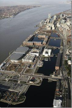 Liverpool's historic dockside #TheCrazyCities #crazyLiverpool