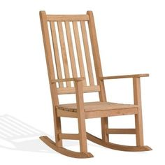 Free Wooden Rocking Chair Plans