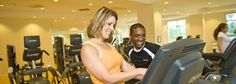 Work out in the complimentary 24-hour fitness center at Waldorf Astoria Orlando. impeccable-service-amenities