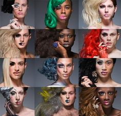 Leland Bobbé's: the Half-Drag project