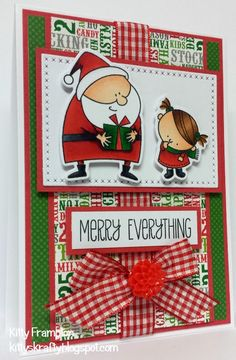 Good Afternoon :) Today I am sharing a card made with one of my all time favourite stamp sets. This is also the start of my me sharing my...