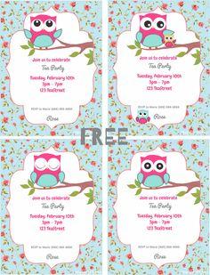 Rose Rise, Tea Party, Rsvp, Marti, Baby Shower, Invitations, Ohana, Celebrations, Events
