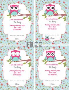 1000+ images about invitaciones on Pinterest Owl baby showers Owl invitations and Invitations