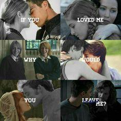 """If you loved me, why wuold you leave me?"" / ""Se mi amavi perchè mi hai lasciato?"""
