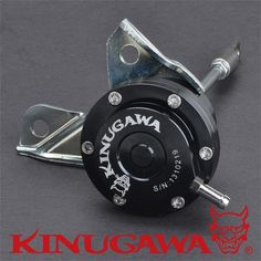 95.00$  Watch here - http://ali6tg.worldwells.pw/go.php?t=32697462906 - Kinugawa Billet Turbo Adjustable Wastegate Actuator for VOLVO 850 S70 TD04L TD04HL 1.0 bar / 14.7 Psi 95.00$