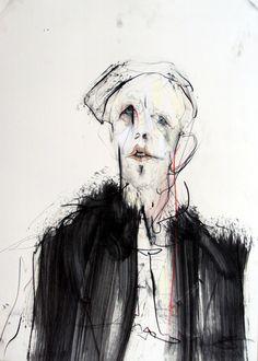 Portland artist Kris Hargis