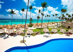 Majestic Elegance Punta Cana is 5 star deluxe hotel located on the paradise of Bavaro Beach in the Dominican Republic. Cheapest All Inclusive Resorts, Cheap All Inclusive, Punta Cana All Inclusive, All Inclusive Honeymoon, Honeymoon Destinations, Romantic Honeymoon, Honeymoon Ideas, Romantic Getaway, Cheap Honeymoon