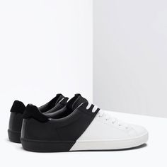 ZARA - MAN - COLOR BLOCK SNEAKERS