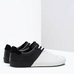 Zara - Combined Sneaker