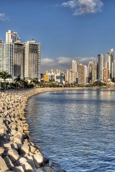 Beautiful city view. #Panama #traveldestinations #vacationideas #placestotravel #placestovisit www.haisitu.ro