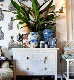 Coastal Chinoiserie