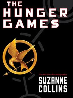 The Hunger Games by Suzanne Collins. The dystopian, not-too-distant-future tale of Katniss Everdeen, District female tribute for the annual battle to the death that is The Hunger Games. The Hunger Games, Hunger Games Trilogy, Suzanne Collins, Katniss Everdeen, Book Tag, Up Book, This Book, Fire Book, Book Nerd