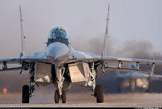 Mikoyan-Gurevich MiG-29 Fulcrum.
