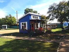 Business Man Creates Tiny House Community for Homeless. GO AUSTIN! So proud to be an Austinite.