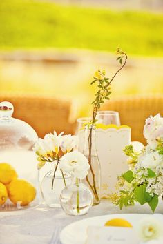 bridal shower inspiration, bridal shower ideas, summer wedding ideas