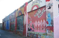 SF's Mission murals