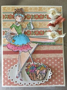 Happy Housework by Laura