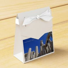 Acropolis Propylaea - Athens Party Favor Boxes