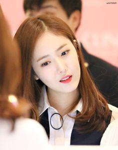 GFriend - SinB South Korean Girls, Korean Girl Groups, Sinb Gfriend, Role Player, Fan Picture, Entertainment, G Friend, Queen B, Pop Group