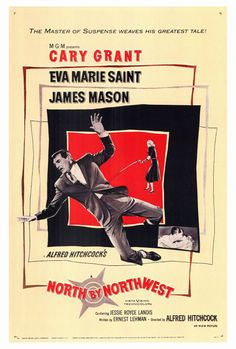 My favourite Hitchcock film.  I love the story, the musical store, the fact that Martin Landau has a part in it and again James Mason *swoon*.