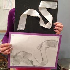 Paintbox Studio: ribbon value drawing