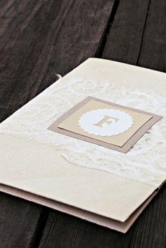 Finally posted my wedding invitation DIY