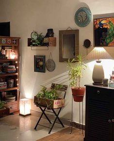 36 Perfect Indian Home Decor Ideas For Your Ordinary Home – Trendehouse Ishita's Fusion Indian Home in Delhi – dress