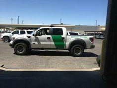 Border Patrol Ford Raptor