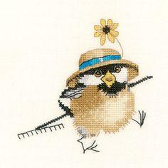 Chickadees: Gardener Chick
