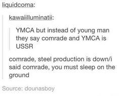 YMCA USSR